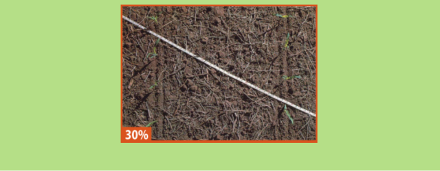 "Your NRCS Conservation Plans will now contain a ""percent residue after planting"" under the tillage section.  If it doesn't, please ask to see the RUSLE2 printout for your rotation.  You […]"