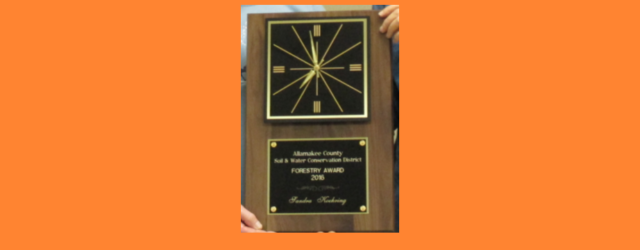 The Allamakee SWCD held its Awards Banquet on Wednesday, January 18 at Farmers and Merchants Bank. Thank you to all producers, staff, and commissioners who attended. We congratulate the award […]