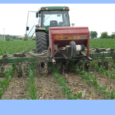Don Elsbernd, an Allamakee SWCD commissioner, has been trying different methods of cover crop seeding over the years.  This year he seeded ryegrass cover crop into V5 corn on June […]