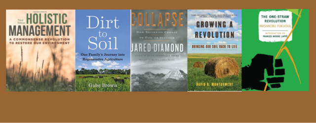 The Allamakee SWCD now has a small collection of books relating to the topic of soil health and how farming practice impact our soils and our world.  See the descriptions […]