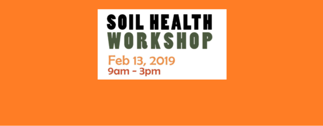 Grab a neighbor and join us for a Soil Health Workshop February 13th, 2019 from 9 AM – 3 PM at Northeast Iowa Community College in Calmar. The workshop will […]